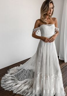 Grace Loves Lace Fabienne 2.0 A-Line Wedding Dress