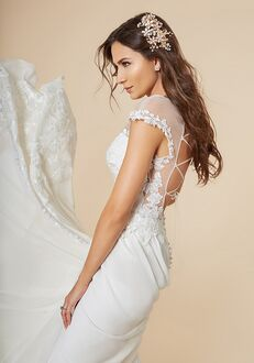 Moonlight Tango T846 A-Line Wedding Dress