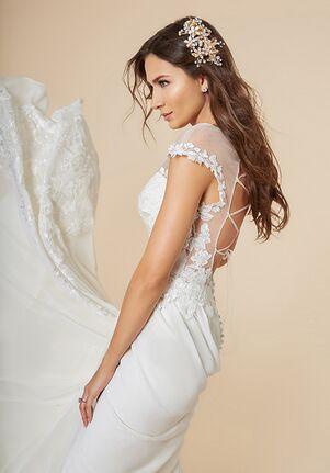 Moonlight Tango T846 A-Line Wedding Dress