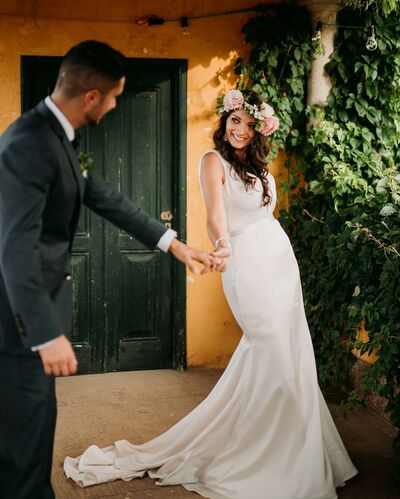 Lucia Aguiar Bride