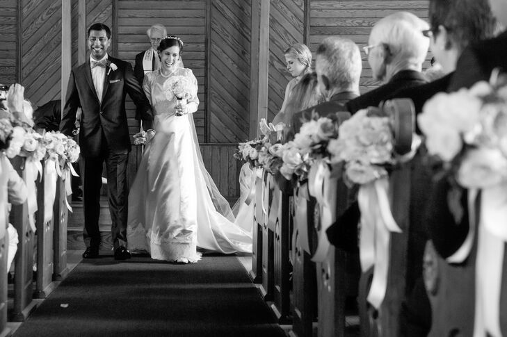 Nellie and Chris Wedding Ceremony Recessional