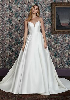 Justin Alexander Signature Madeleine Ball Gown Wedding Dress
