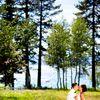 A Formal Outdoor Lake Tahoe Wedding at Glenbrook Club in Glenbrook, Nevada