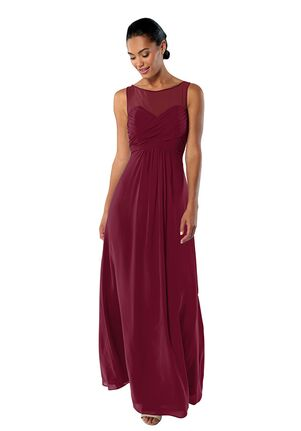 a87b44a7e1fb Red Bridesmaid Dresses | The Knot