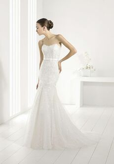 Adriana Alier JARDIN Mermaid Wedding Dress
