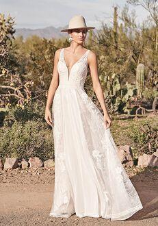 Lillian West 66166 A-Line Wedding Dress