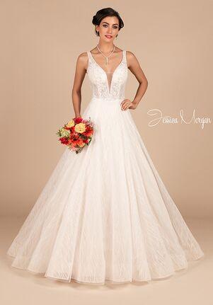 Jessica Morgan MAJESTIC, J2061 Ball Gown Wedding Dress