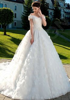 DevotionDresses Annika Ball Gown Wedding Dress