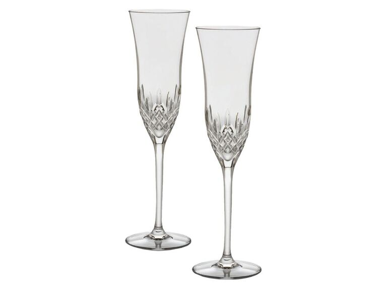 e872210e865 36 Wedding Champagne Flutes for Your First Toast as a Married Couple
