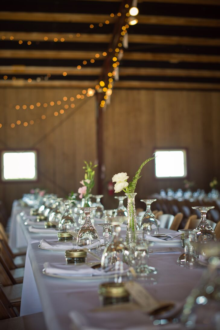 Casual Barn Reception