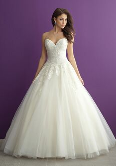 Allure Romance 2961 Ball Gown Wedding Dress