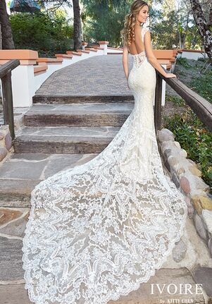IVOIRE by KITTY CHEN MARIELLA V1708 Sheath Wedding Dress