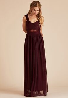 Birdy Grey Elsye Dress in Cabernet Sweetheart Bridesmaid Dress