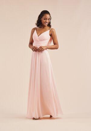 B2 Bridesmaids by Jasmine B213054 V-Neck Bridesmaid Dress