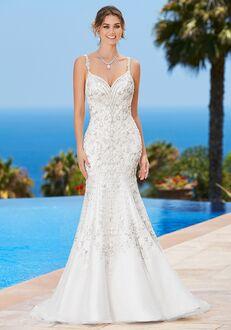 KITTYCHEN Couture PAULETTA, K1748 Sheath Wedding Dress