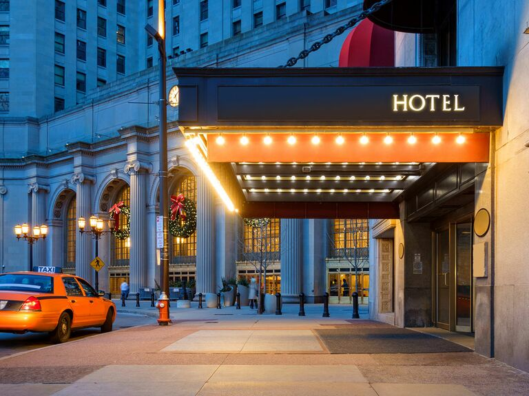 Reserving Hotel Rooms For Wedding