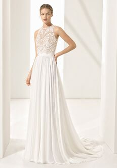 Rosa Clara Couture PANDORA Sheath Wedding Dress