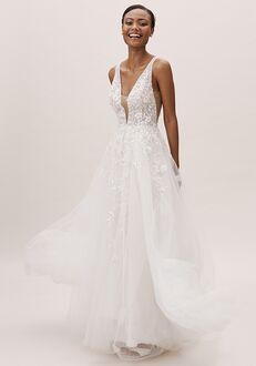 BHLDN Seeley Gown Ball Gown Wedding Dress