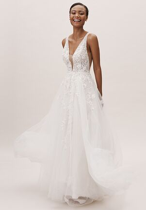 BHLDN Seeley Gown Ball Gown Wedding Dress
