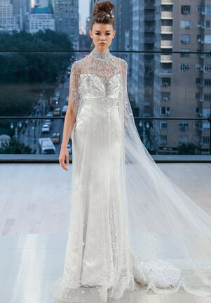 Ines Di Santo Amsterdam Mermaid Wedding Dress