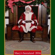 Wilmette, IL Santa Claus | Santa Chicago - Real Bearded Macy's Santa