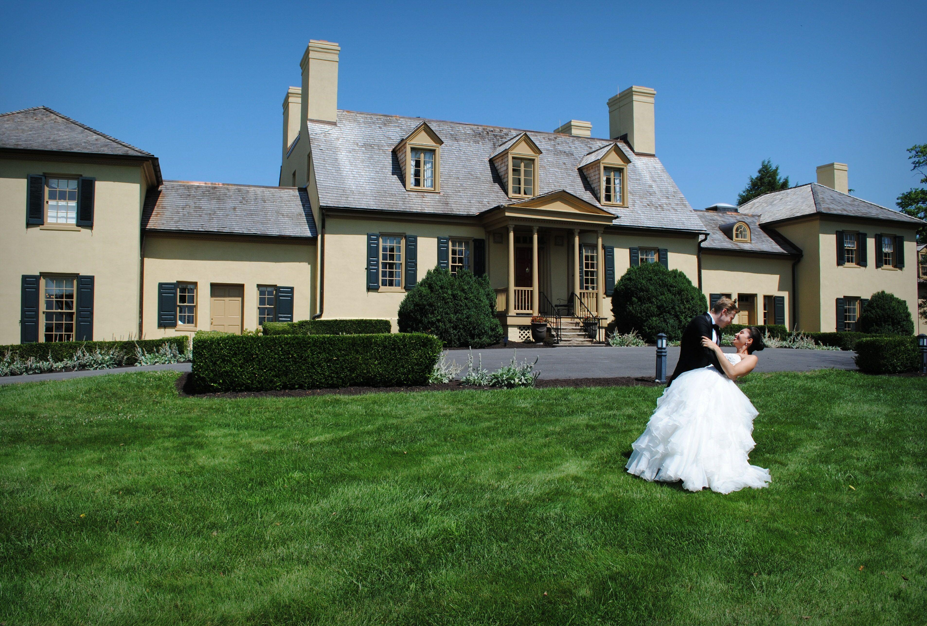 Belmont Manor And Historic Park Elkridge Md