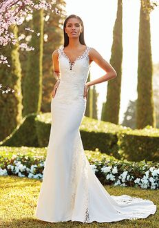 Sincerity Bridal 44165 Mermaid Wedding Dress