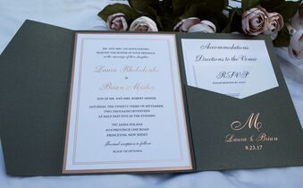 invitations paper in jersey city nj the knot