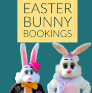 Manhattan Beach, CA Easter Bunny | R.T. Clown - Party planning for over 35 years!