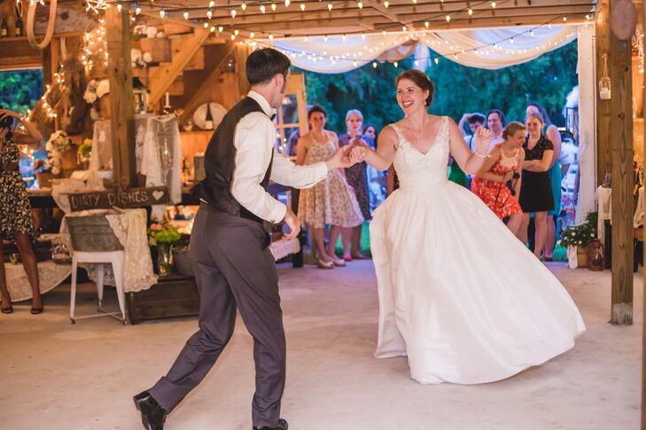 Image result for couple having fun dance at wedding