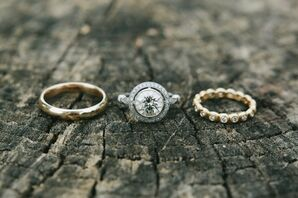 Custom and Vintage Rings