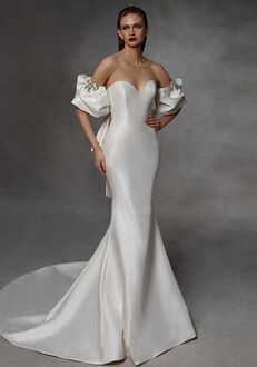 Badgley Mischka Bride Dylan Mermaid Wedding Dress