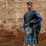 Greenville, SC Bagpipes | Art Davis