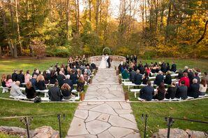 Sweetwater Farm Wedding Ceremony