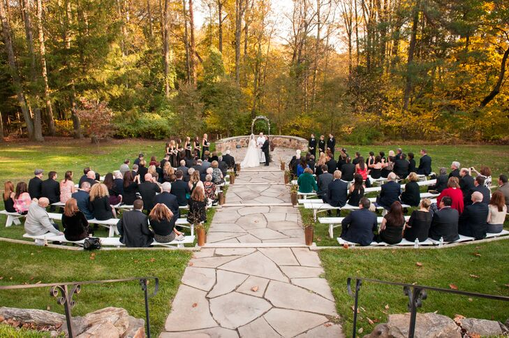 Sweetwater Farm Wedding Ceremony