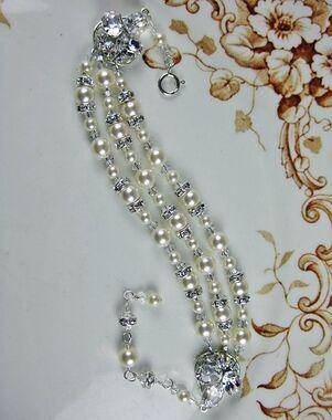 Everything Angelic Leilani Bracelet - b191 Wedding Bracelet photo
