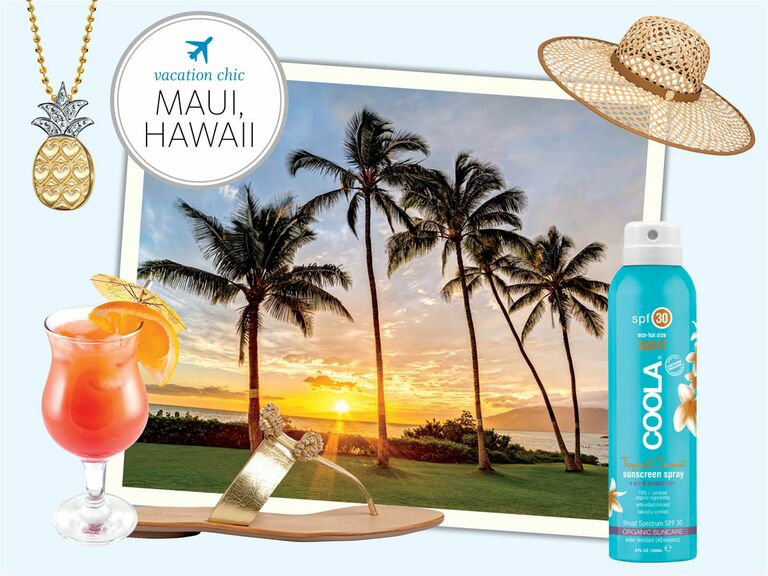 What To Pack For A Honeymoon In Hawaii