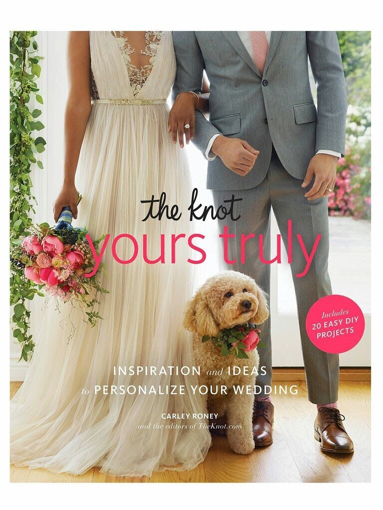 the knot wedding planning guide book