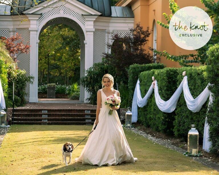 romona keveza wedding dress all my life movie