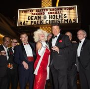 North Hollywood, CA Frank Sinatra Tribute Act | Vintage Vegas Christmas Show & USO Show