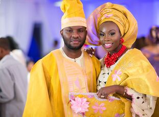 When friends of Beverly Ogbeide (28, women's service nurse) told Tosan Mene-Ejegi (35, business owner) he needed to meet the Beyonce of their group of