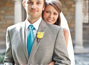 The Bride Elyse Grycki, 27, a genetic counselor at the University of California, San Francisco The Groom Bill Love, 27, a dentist The Date September 1