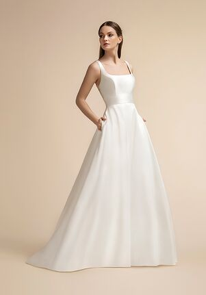 Moonlight Tango T913 A-Line Wedding Dress