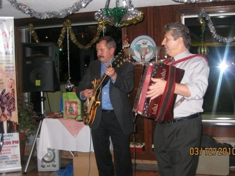 THE POLKA MAESTRE BAND - Accordion Player - Boca Raton, FL