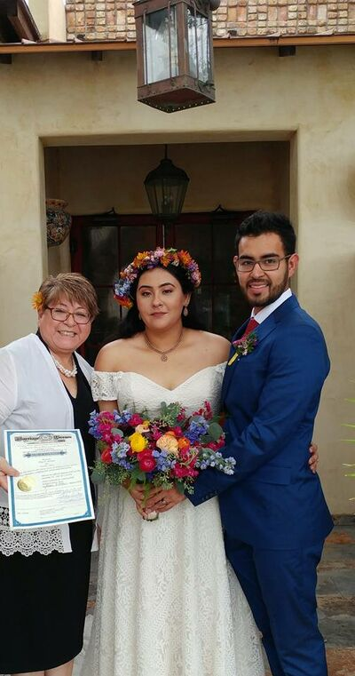 Sylvia Salas Weddings