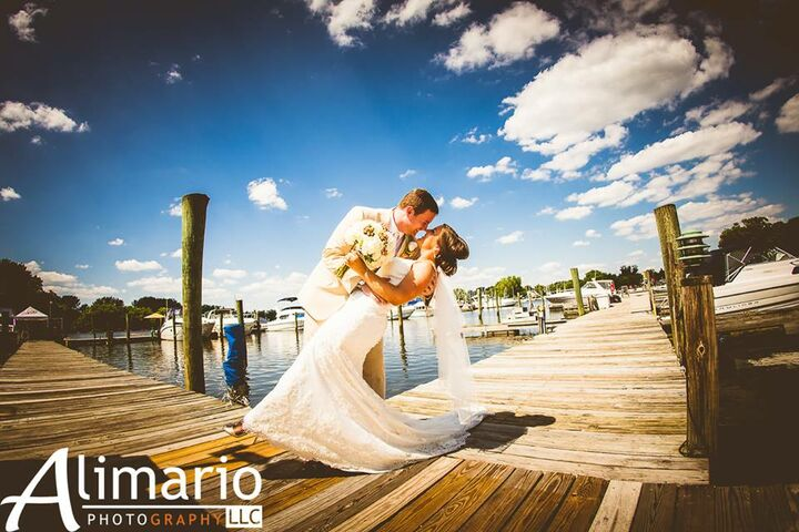 Wedding Venues Clarks Landing Yacht Club Previous Front Photo