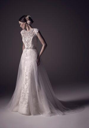 Amaré Couture C101 Mila Mermaid Wedding Dress