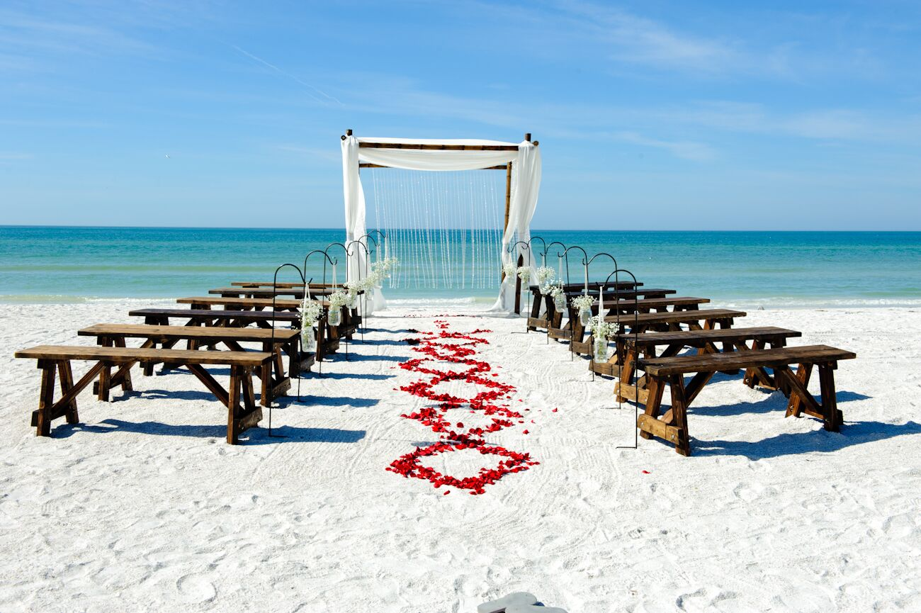 Wedding Planners In Clearwater Beach FL