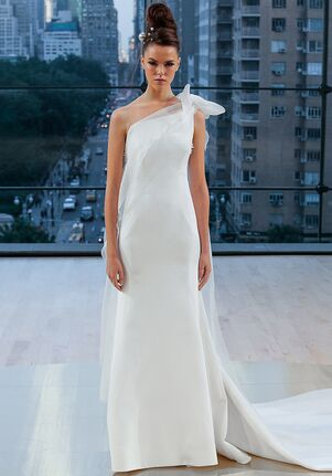 Ines Di Santo Mercer Sheath Wedding Dress