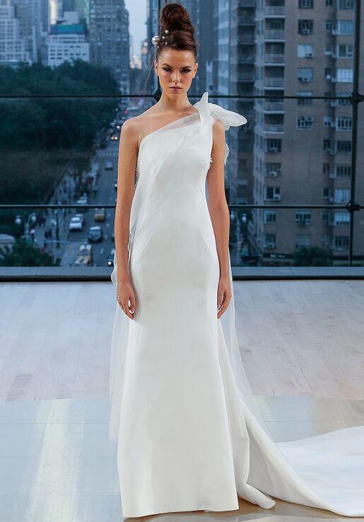 Ines Di Santo Mercer Sheath Wedding Dress